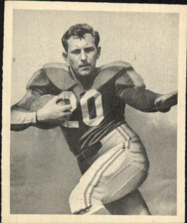 1948 Bowman #14 Frank Seno RC