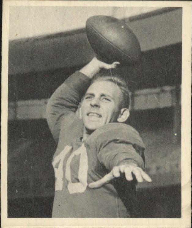 1948 Bowman #19 Art Faircloth RC
