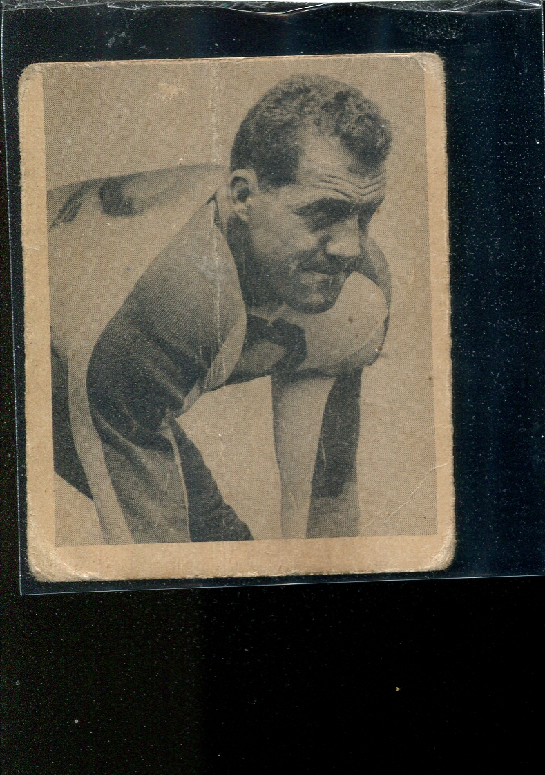 1948 Bowman #30 Vic Lindskog SP RC