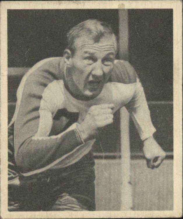 1948 Bowman #43 Whitey Wistert RC