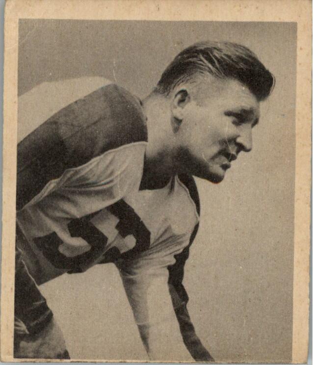 1948 Bowman #61 Alex Wojciechowicz RC
