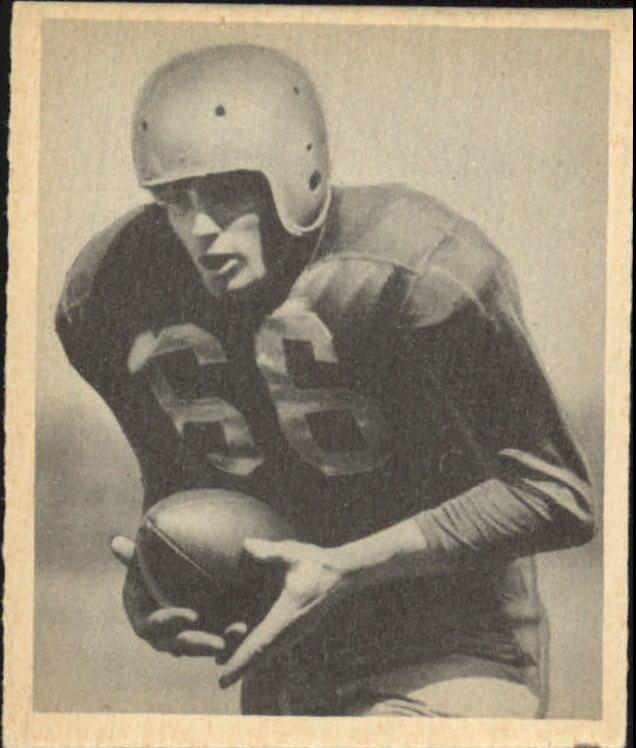 1948 Bowman #66 Cy Souders SP RC