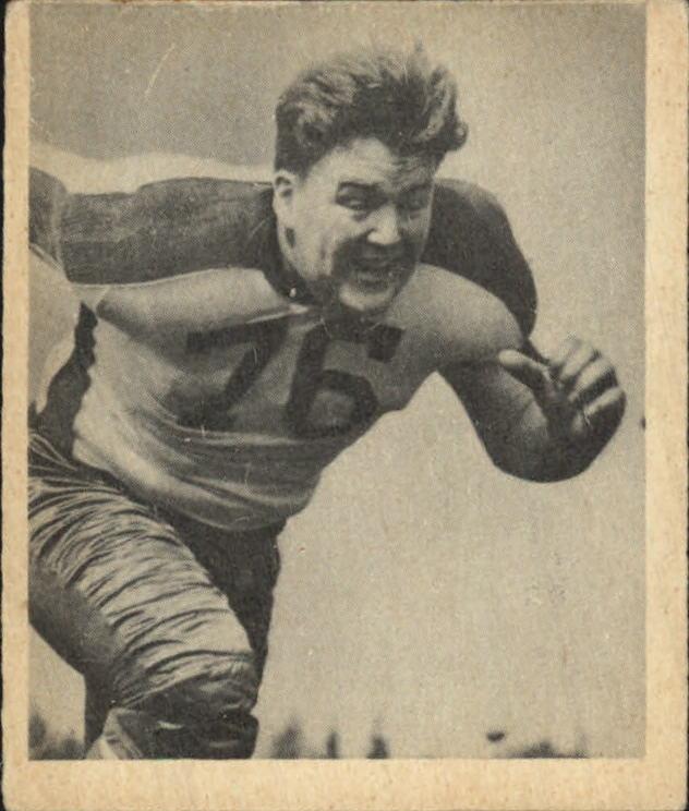 1948 Bowman #79 Bucko Kilroy RC
