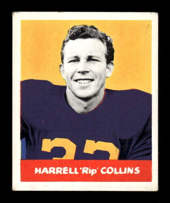 1948 Leaf #67 Harrell Collins RC