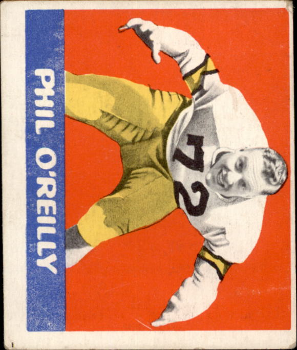 1948 Leaf #70 Phil O'Reilly RC