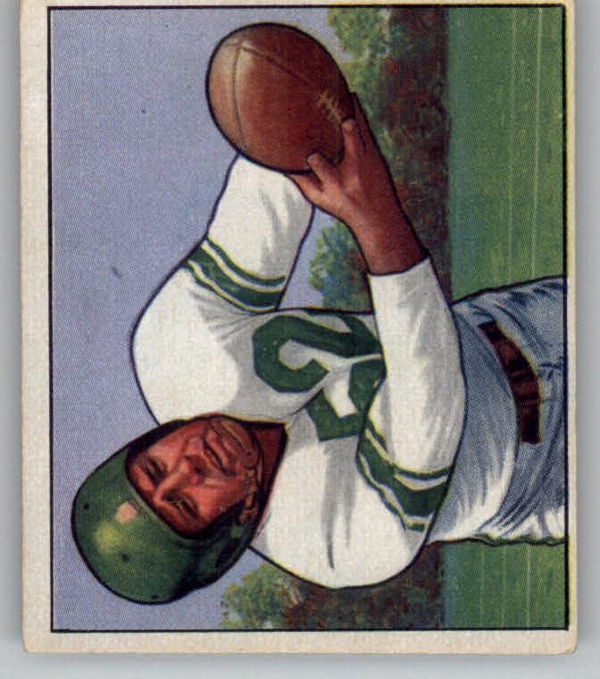 1950 Bowman #3 Bob Nowasky RC