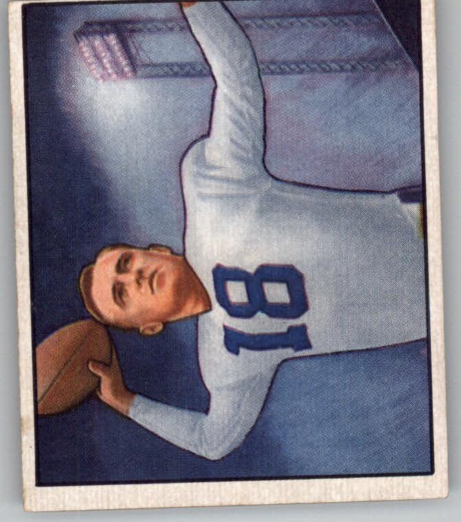 1950 Bowman #48 John Rauch
