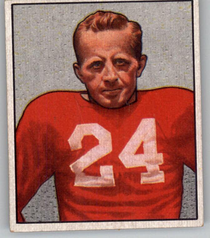 1950 Bowman #57 John Cochran RC