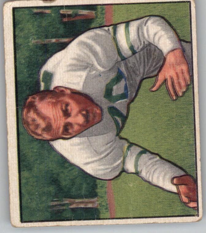 1950 Bowman #59 Whitey Wistert