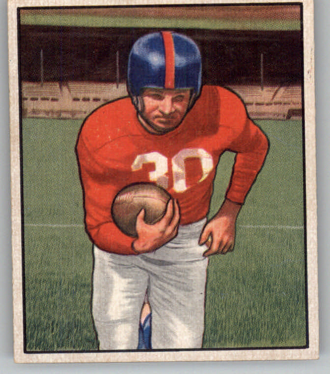 1950 Bowman #68 Joe Scott