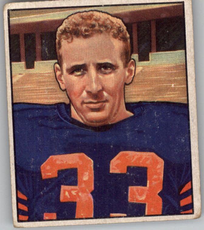 1950 Bowman #98 Fred Morrison RC