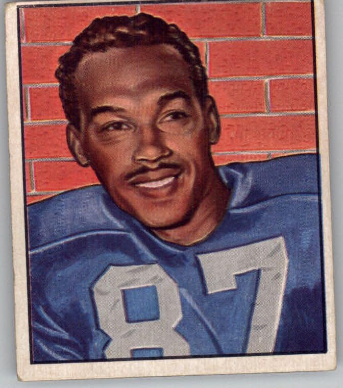 1950 Bowman #122 Bob Mann