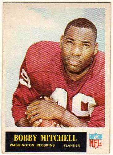 1965 Philadelphia #191 Bobby Mitchell