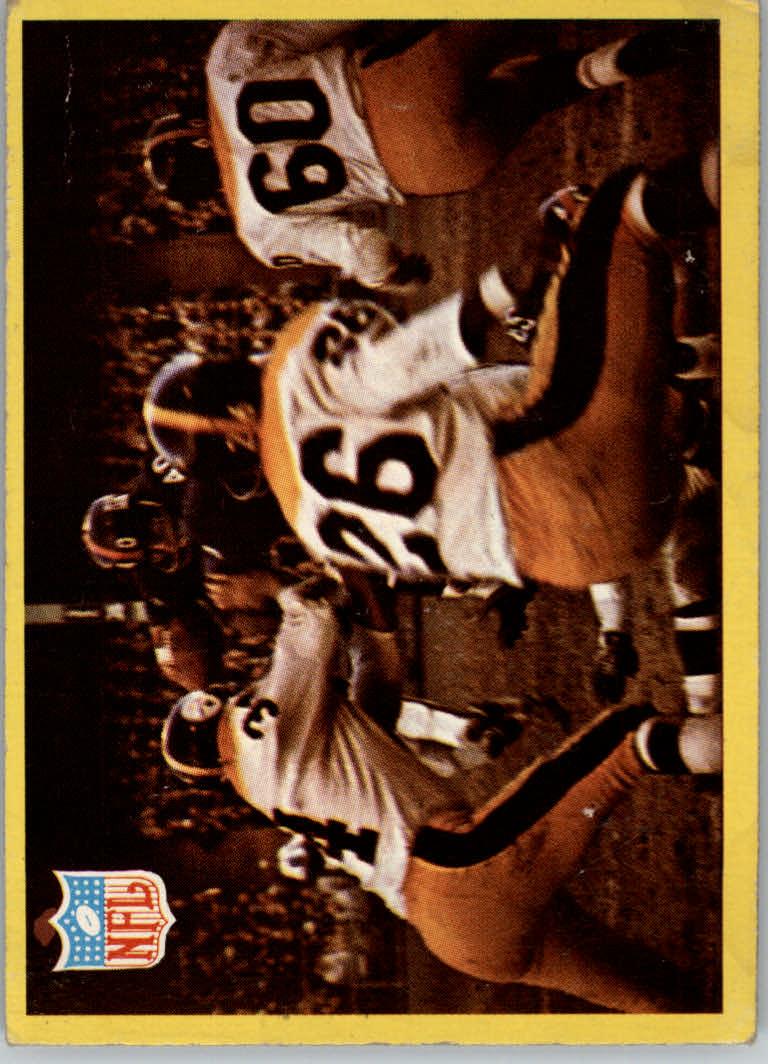 1967 Philadelphia #194 New York Giants PC