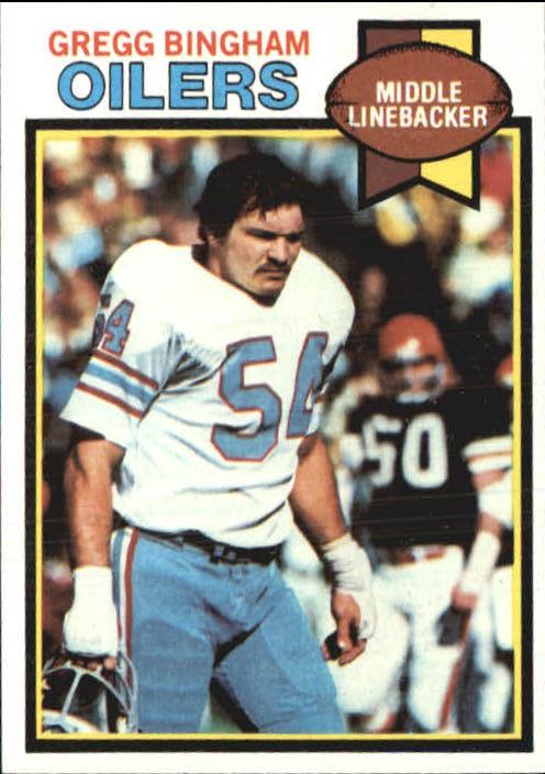 1979 Topps #67 Gregg Bingham