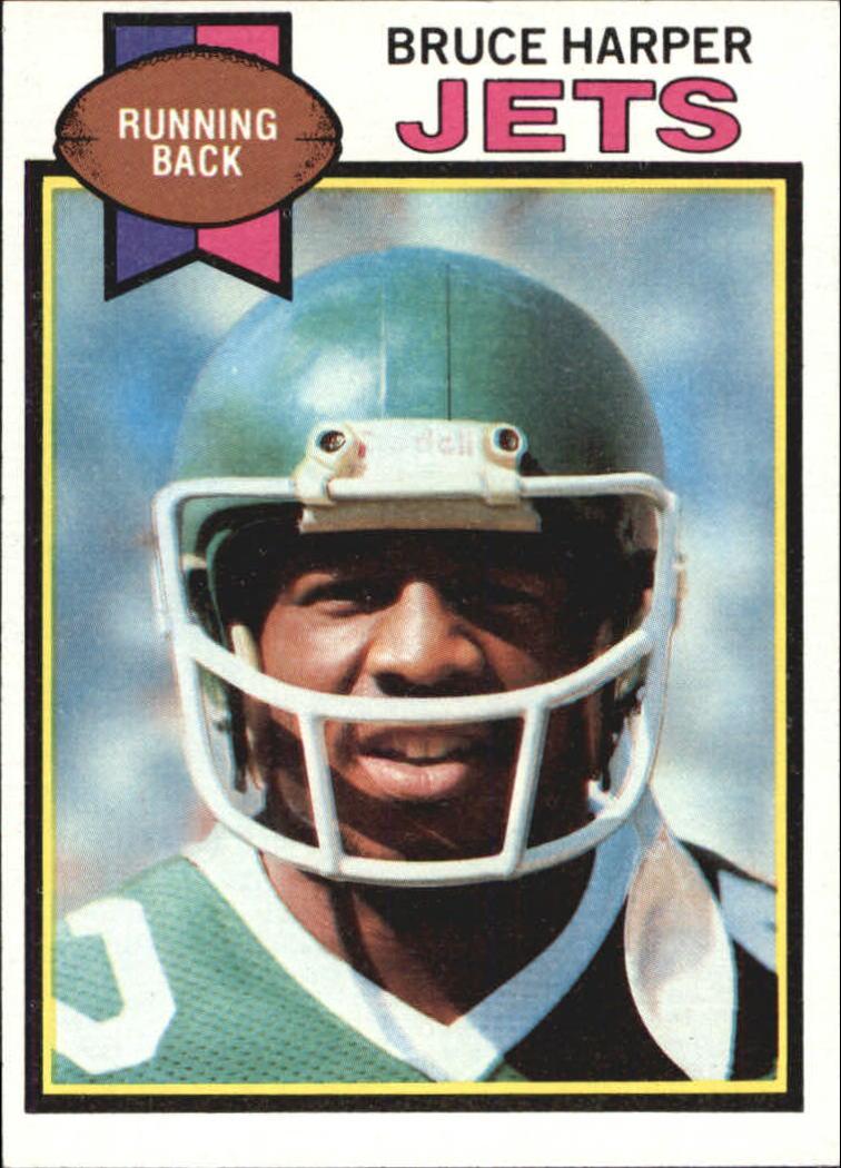 1979 Topps #82 Bruce Harper
