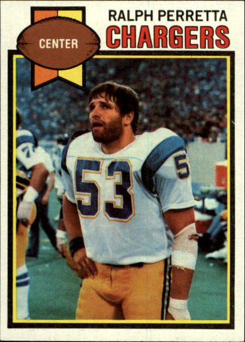 1979 Topps #88 Ralph Perretta