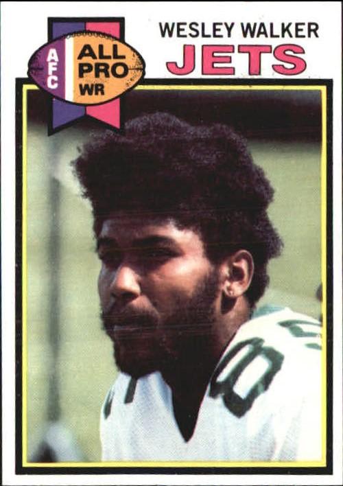 1979 Topps #141 Wesley Walker AP