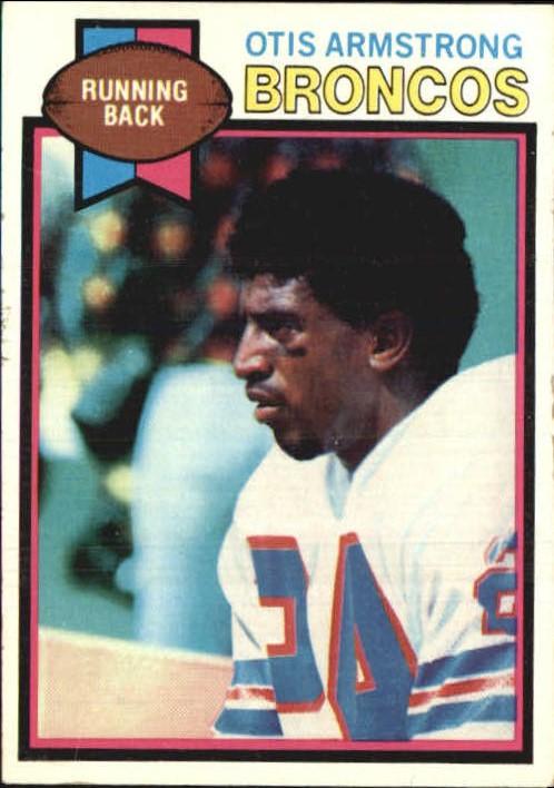 1979 Topps #144 Otis Armstrong