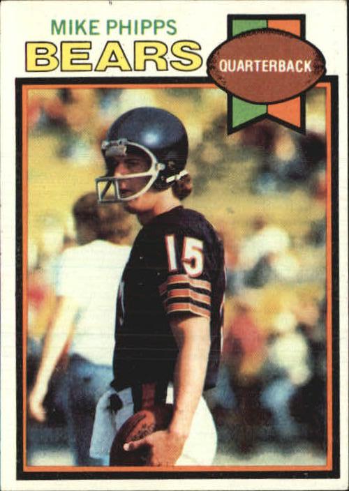 1979 Topps #179 Mike Phipps