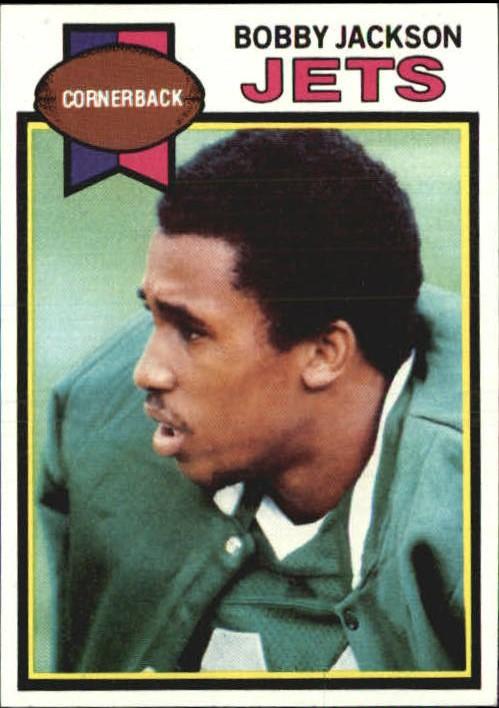 1979 Topps #186 Bobby Jackson RC