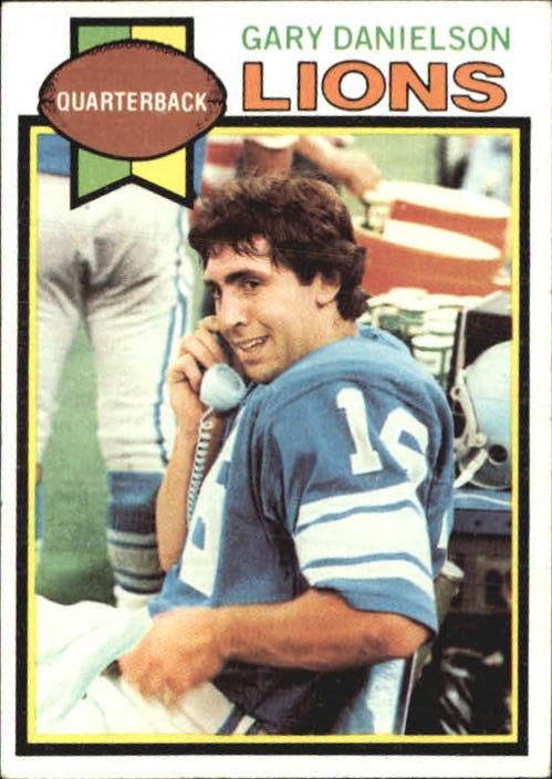 1979 Topps #253 Gary Danielson RC