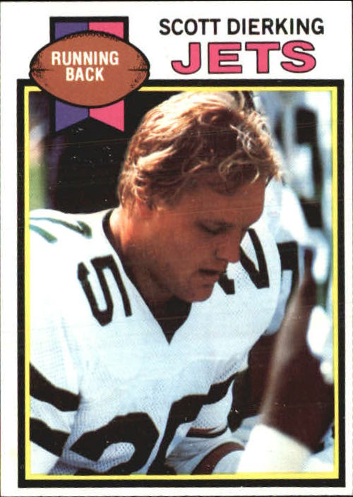 1979 Topps #362 Scott Dierking