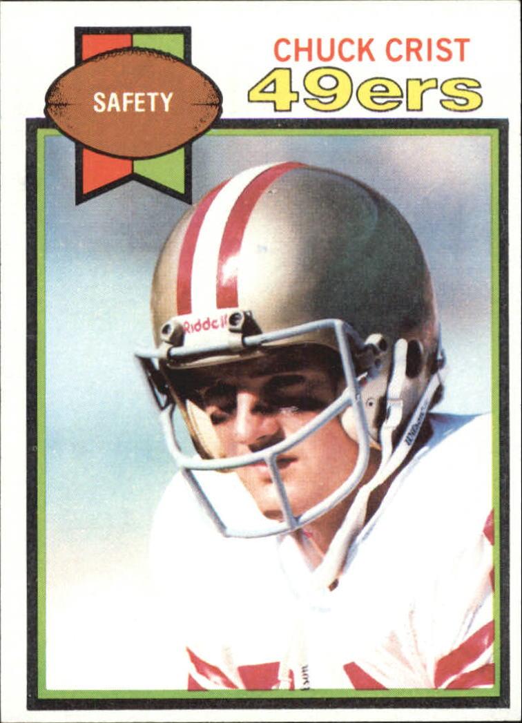 1979 Topps #388 Chuck Crist