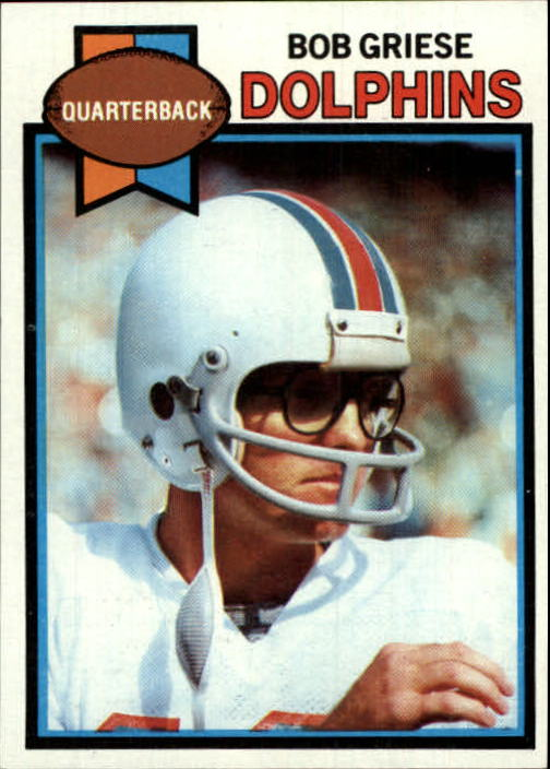 1979 Topps #440 Bob Griese
