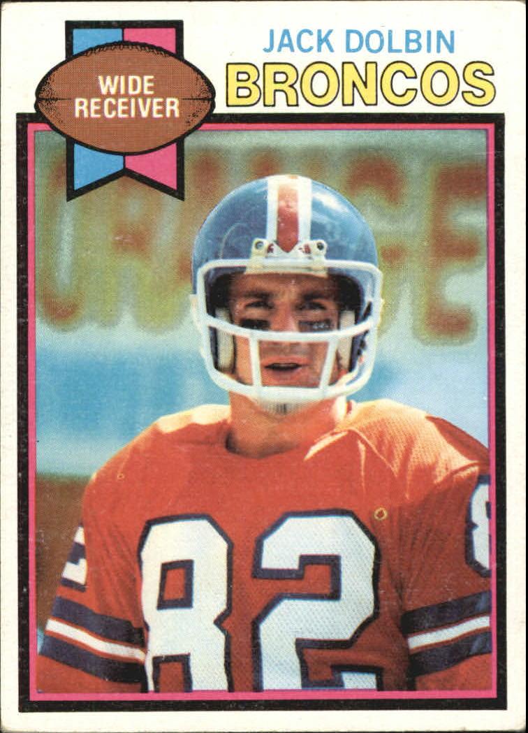 1979 Topps #484 Jack Dolbin