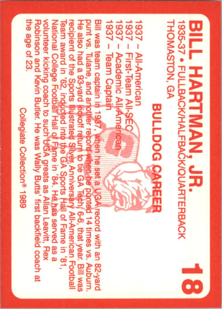 1989-Georgia-200-Football-Card-Pick thumbnail 15