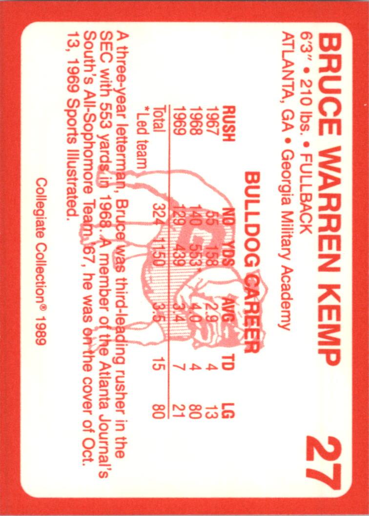 1989-Georgia-200-Football-Card-Pick thumbnail 21