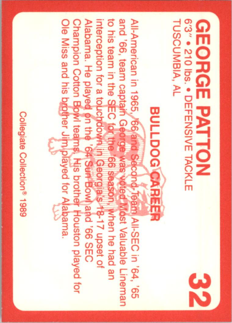 1989-Georgia-200-Football-Card-Pick thumbnail 25