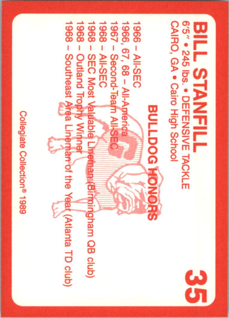 1989-Georgia-200-Football-Card-Pick thumbnail 29
