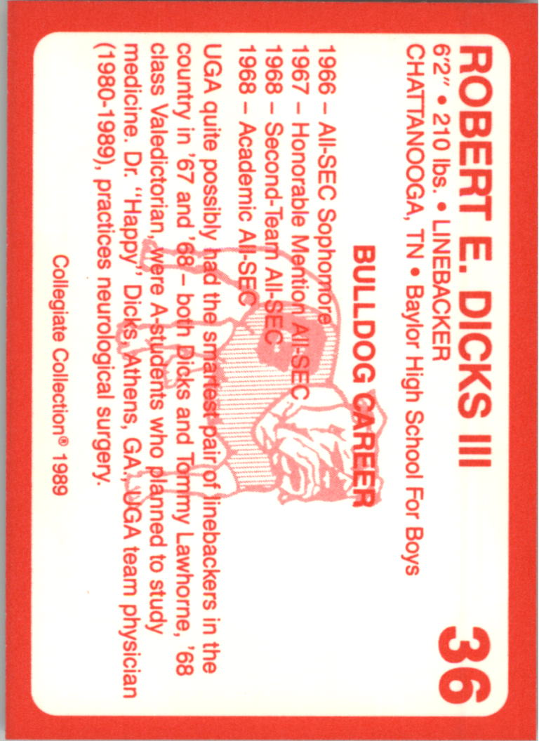 1989-Georgia-200-Football-Card-Pick thumbnail 31