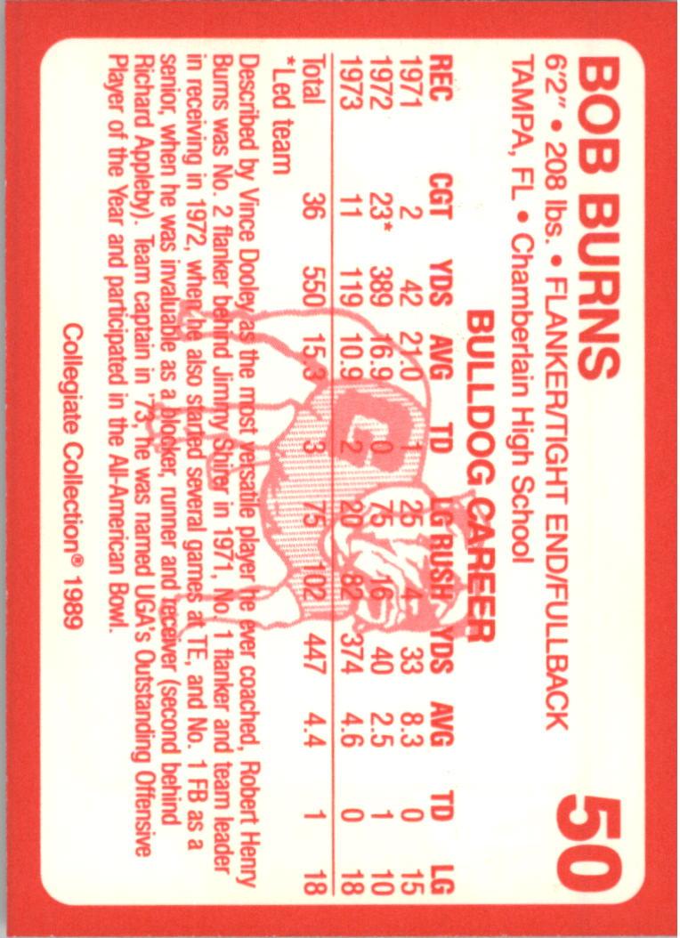1989-Georgia-200-Football-Card-Pick thumbnail 45