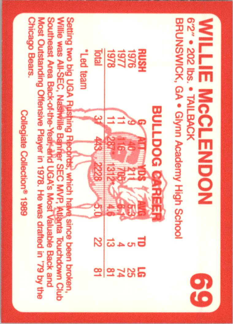 1989-Georgia-200-Football-Card-Pick thumbnail 67