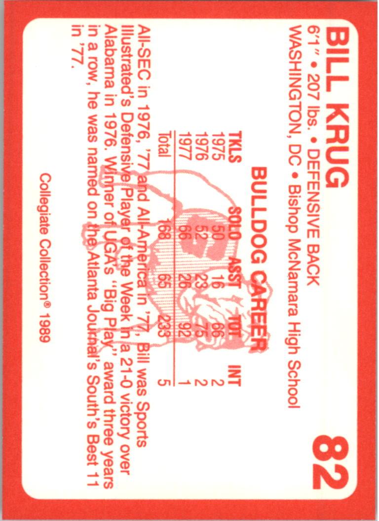 1989-Georgia-200-Football-Card-Pick thumbnail 75
