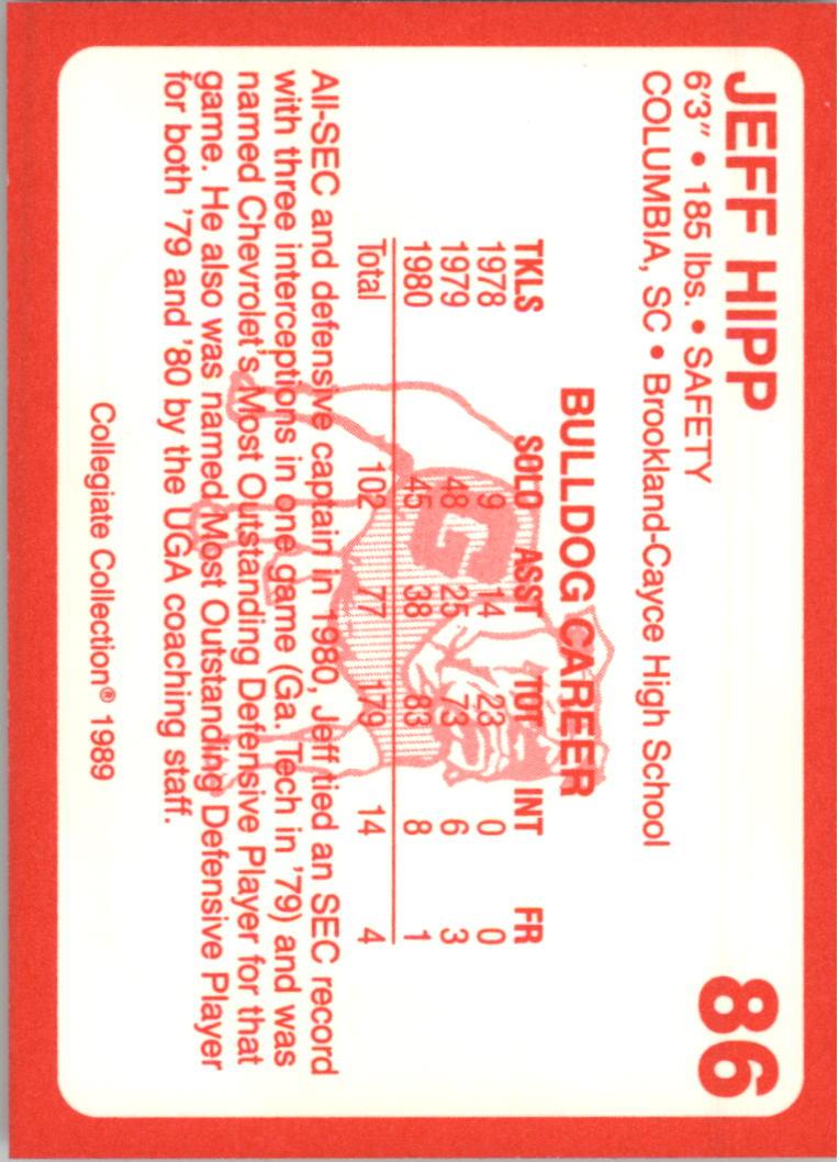 1989-Georgia-200-Football-Card-Pick thumbnail 81