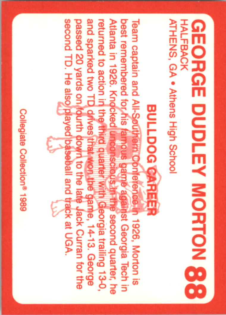 1989-Georgia-200-Football-Card-Pick thumbnail 85