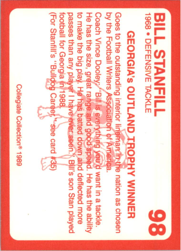 1989-Georgia-200-Football-Card-Pick thumbnail 95