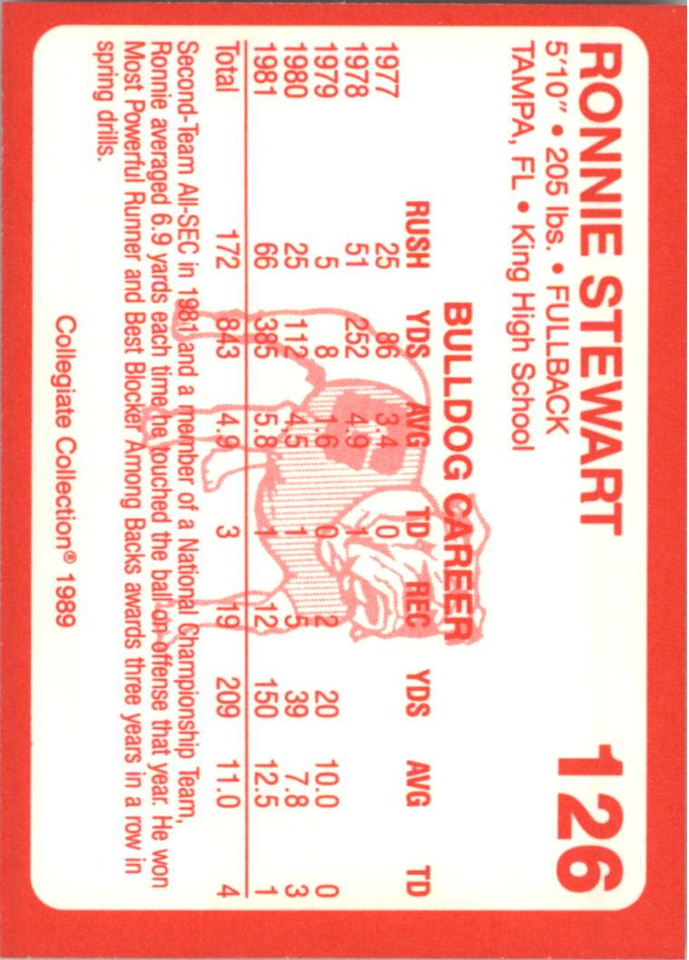 1989-Georgia-200-Football-Card-Pick thumbnail 133