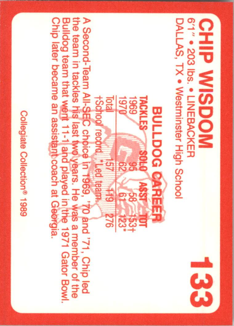 1989-Georgia-200-Football-Card-Pick thumbnail 145