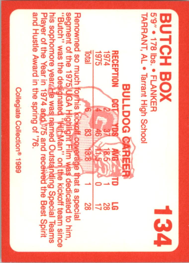 1989-Georgia-200-Football-Card-Pick thumbnail 147