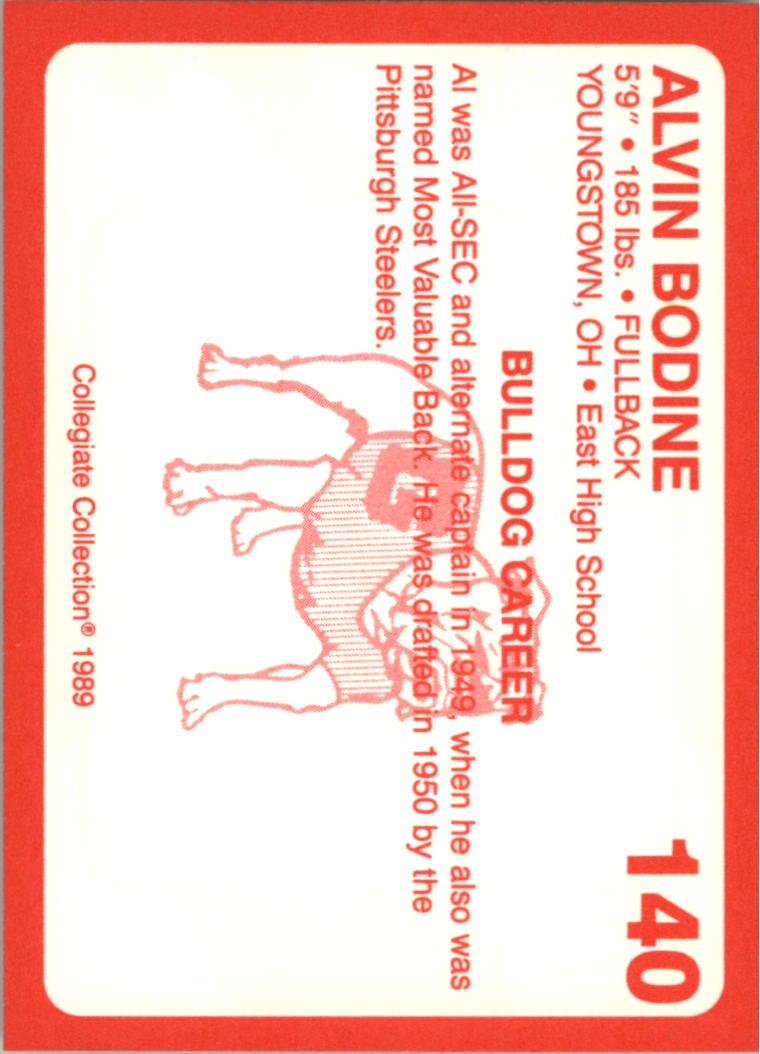 1989-Georgia-200-Football-Card-Pick thumbnail 157