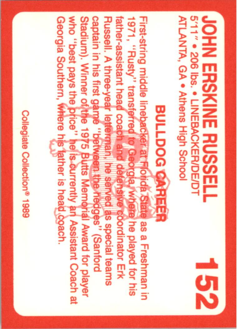 1989-Georgia-200-Football-Card-Pick thumbnail 171