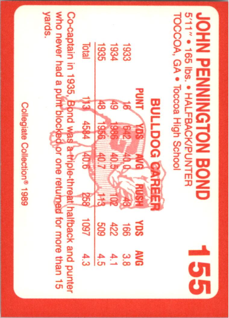 1989-Georgia-200-Football-Card-Pick thumbnail 173