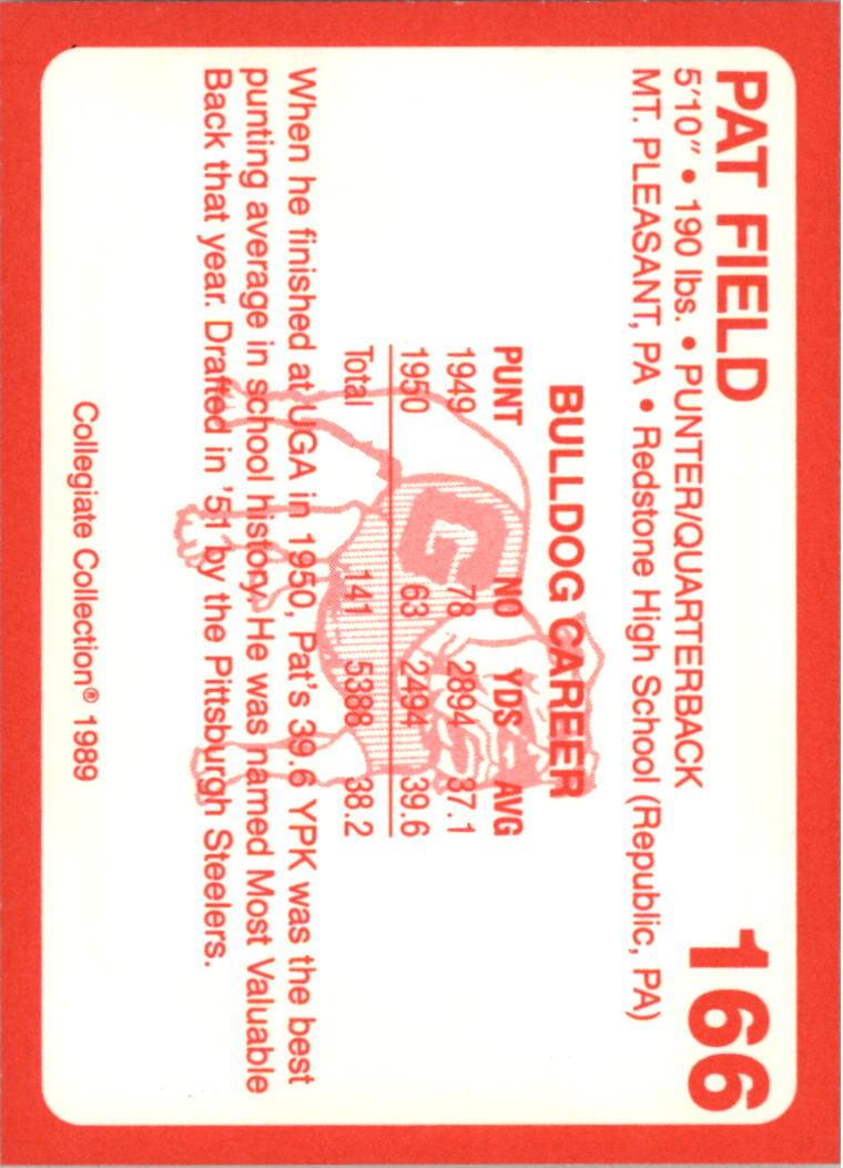 1989-Georgia-200-Football-Card-Pick thumbnail 185