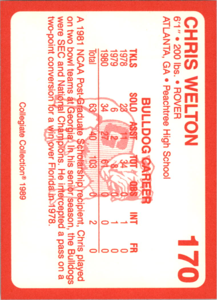1989-Georgia-200-Football-Card-Pick thumbnail 187