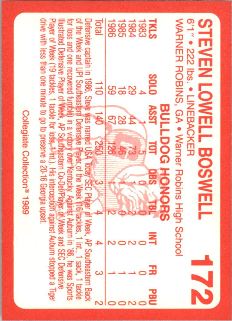 1989-Georgia-200-Football-Card-Pick thumbnail 191